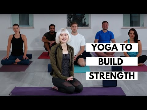 yoga-to-build-strength