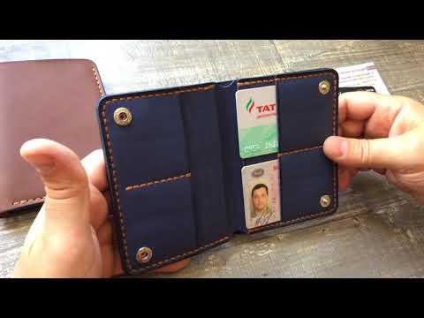 Мужское портмоне на заказ