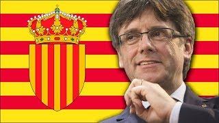 Masonería y Brujería en la Generalitat de Cataluña - Carles Puigdemont y Marcela Topor