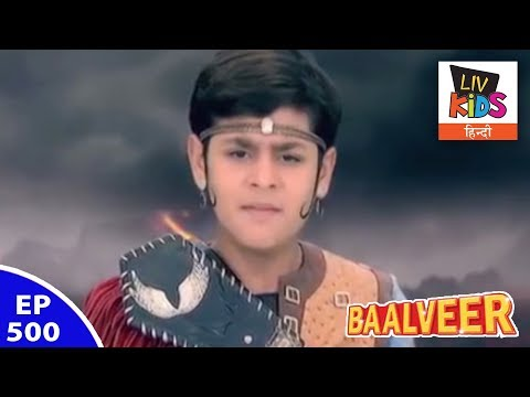 Baal Veer - बालवीर - Episode 500 - Baalveer Feels Guilty