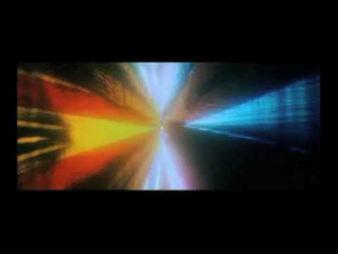2001: A Space Odyssey - Colours Move