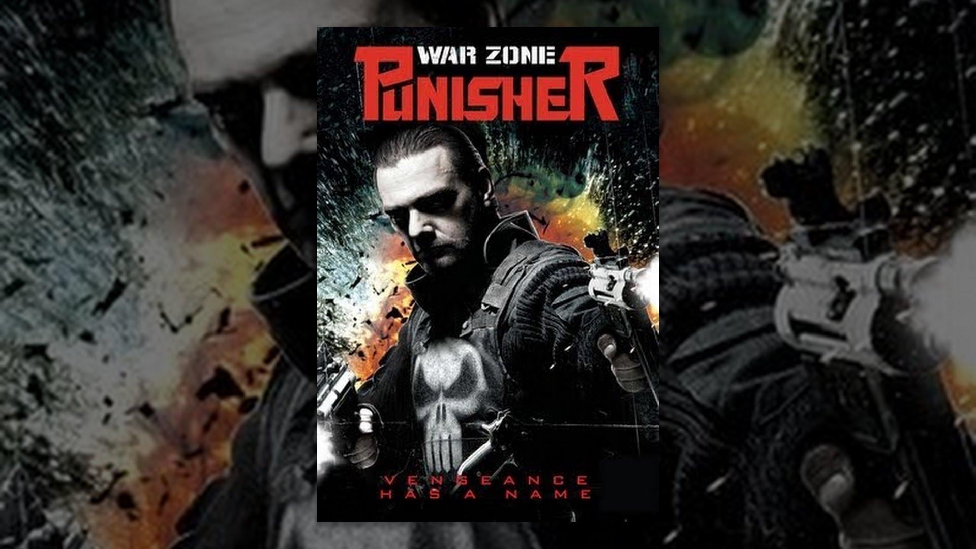 Punisher War Zone Stream