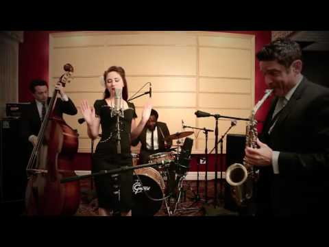 Careless Whisper - Robyn Adele Anderson - Vintage 1930 s Jazz Wham Cover ft Dave Koz