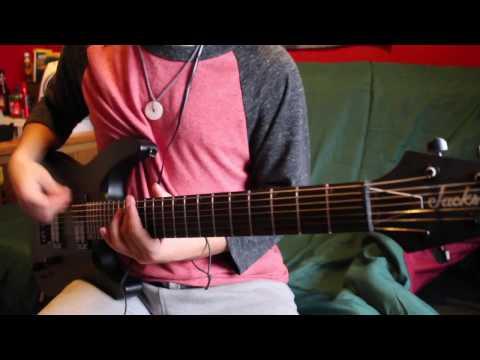 Falling In Reverse  Coming Home Guitar