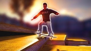 SKATE 2 has the BEST SPOTS