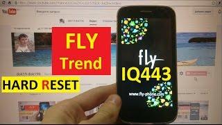 Сброс графического ключа Fly IQ443 Trend Factory Hard reset(Hard reset Fly IQ443 Factory reset. Сброс настроек fly Восстановление заводских настроек. Сброс на заводские настройки...., 2016-07-30T19:00:32.000Z)