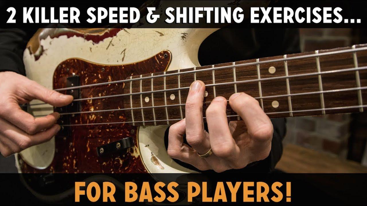 Bass Guitar - Magazine cover