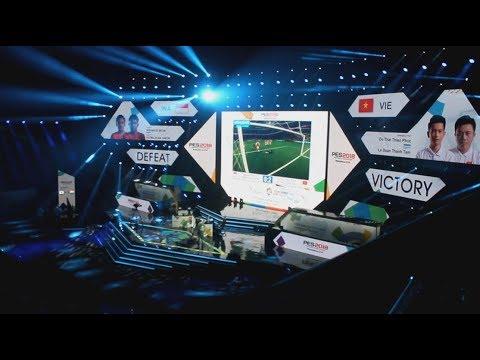 Nonton ESPORTS PES 2018 Di ASIAN GAMES JAKARTA