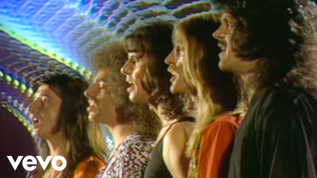 Journey Lights Official Video 1978 Youtube
