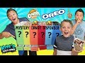 MYSTERY CANDY DISPENSER! Funny Cardboard ICE CREAM Topping Vending Machine!