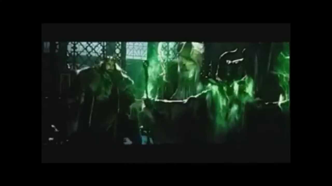 Maleficent S Curse Clip The Christening Scene