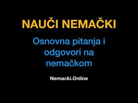 Nemacki sa izgovorom online dating