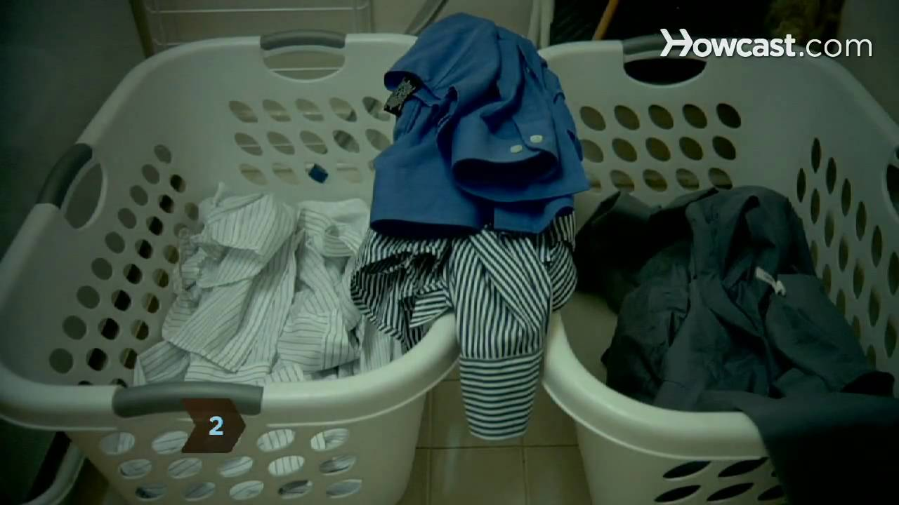 How To Wash Mens Dress Shirts Youtube