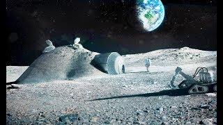 На обратной стороне луны найдены города пришельцев