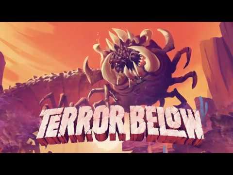 Terror Below - Live on Kickstarter NOW!!