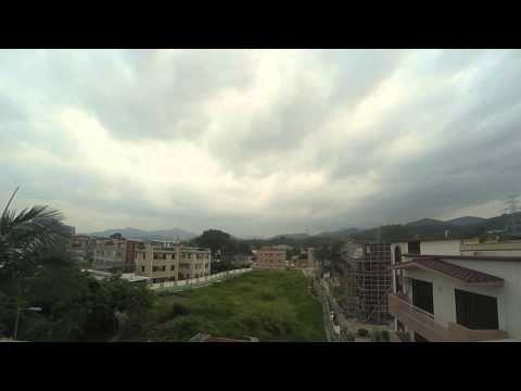 Typhoon Linfa 9th July 2015 Hong Kong
