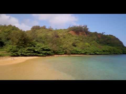 Garden Path to Anini Beach