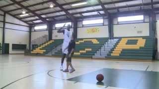 tallest teen basketball player stands more than 7 feet tall