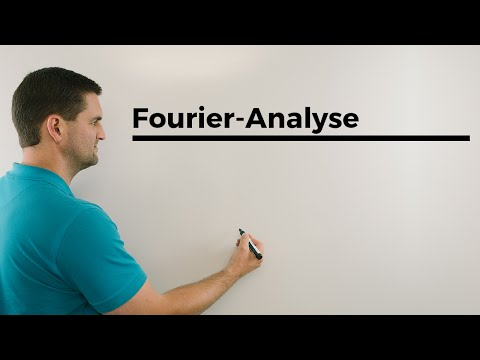 Fourier-Analyse, Periodisches Signal als Funktion & Grundfrequenz | Mathe by Daniel Jungиз YouTube · Длительность: 3 мин9 с