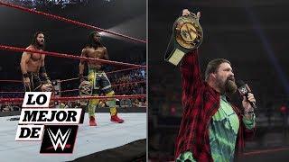 ¡Dos campeones juntos y un nuevo título!: Lo Mejor de WWE