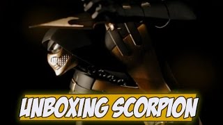 Mortal Kombat X ediçao especial, Scorpion dourado