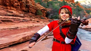 Gerudo Valley (from Zelda OoT) Violin Cover - Taylor Davis