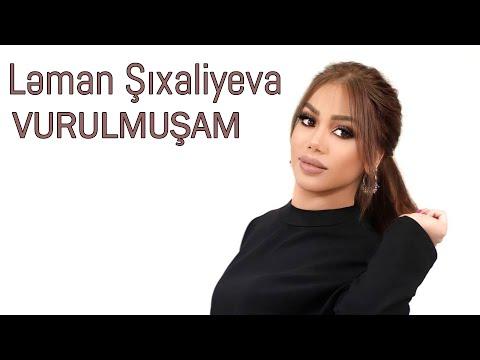 Leman Şıxaliyeva - Vurulmuşam ( Official Audio )