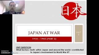 Japan at War (Part 2) - Rape of Nanjing