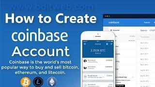 How to Create Coinbase Account Bangla Tutorial - Bitcoin, Litecoin, Ethereum Wallet Account