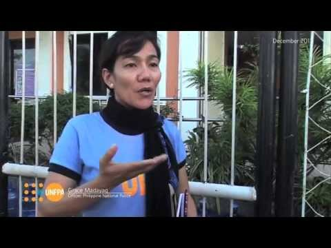 Protecting women post-Haiyan