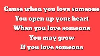Lukas Graham Love Someone New Song lyrics video