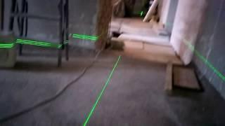 Лазерный уровень из Китая врет(Купил уровень из Китая kaitai 3d lazer level. Посмотрел в интернете есть ролики с регулировкой лазера., 2017-01-20T08:53:37.000Z)