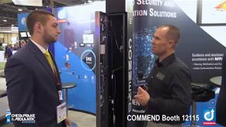 Commend Emergency Call Station Enclosure at ISC West 2019