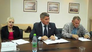 Депутат ГД Олег Николаев о капитальном ремонте и переселении граждан