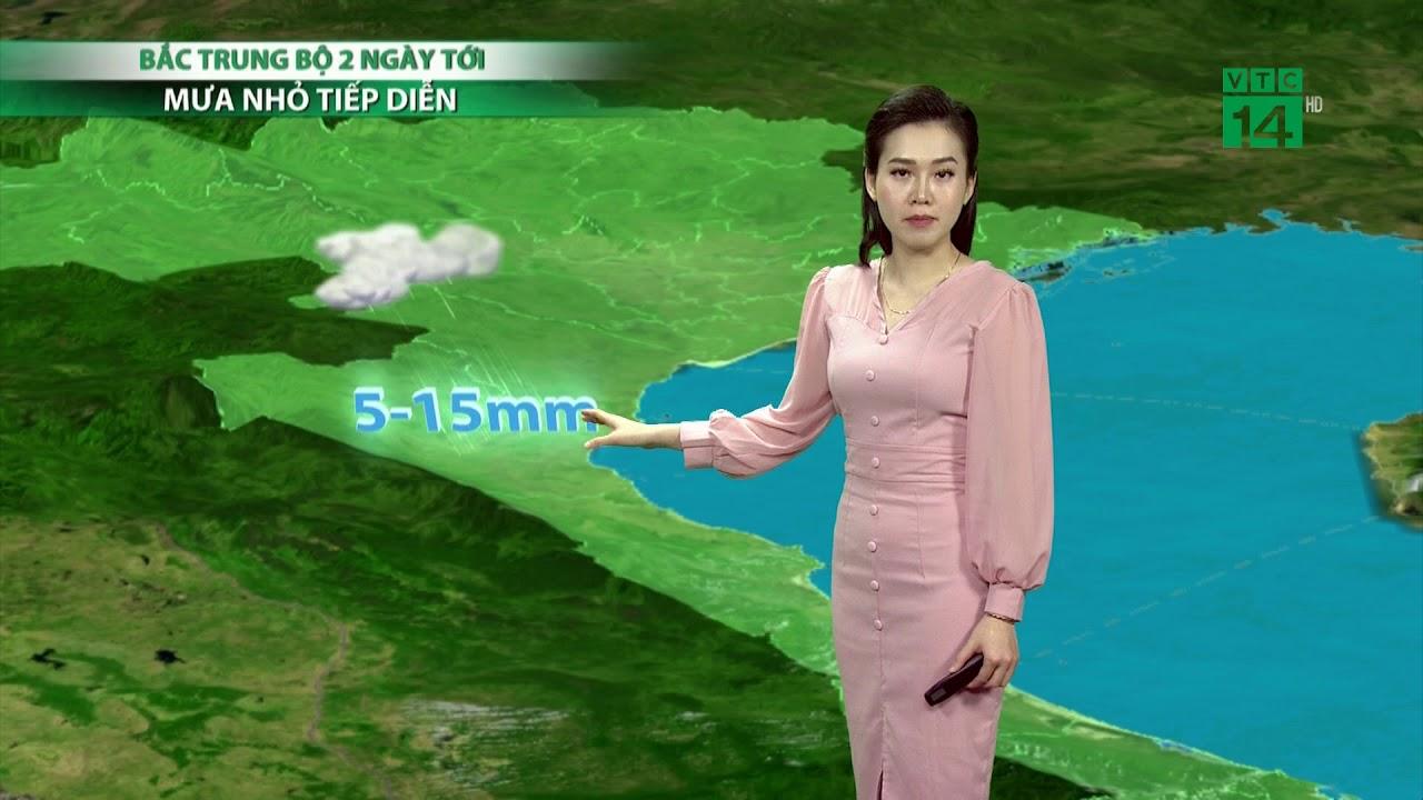 Thời tiết cuối ngày 07/04/2020: Bắc Trung Bộ mưa nhỏ tiếp diễn |  VTC14