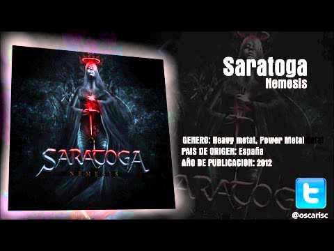 Saratoga - Nemesis (Entrevista Mariskalrock)