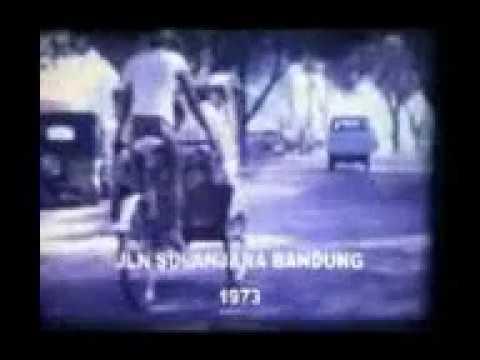 VIDEO KENANGAN, BANDUNG TEMPO DULU, TAHUN  1970an