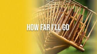 How Far I'll Go - Keluarga Paduan Angklung ITB