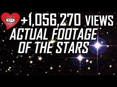 """Actual Footage of the Stars and Planets, """"Wandering Stars"""" as Captured by Curious Truth Seekers."""