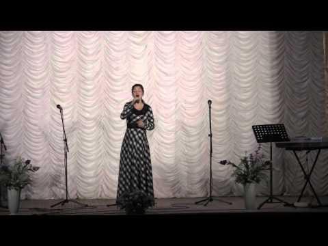 Музыкальный вечер в Новочеркасске, Инна Звегинцева, \