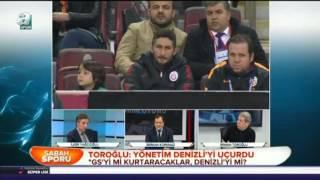 Erman Toroğlu: Galatasaray'ı mı kurtaracaklar, Denizli'yi mi? - A SPOR