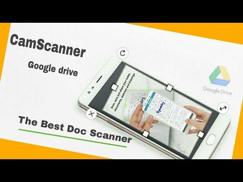 CamScanner का बाप Google Drive जबरदस्त Doc Scanner