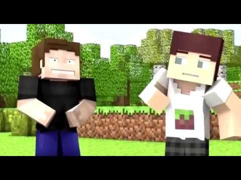 Top 6 funniest Minecraft animations