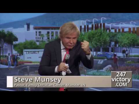 Steve Munsey's powerful message from the World Conference 2018