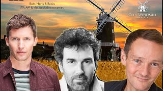 Cley Windmill BBC Radio Interview