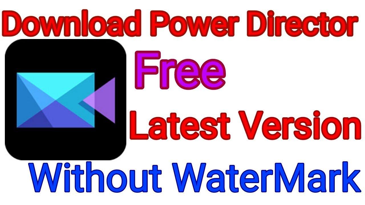 powerdirector apk download for laptop
