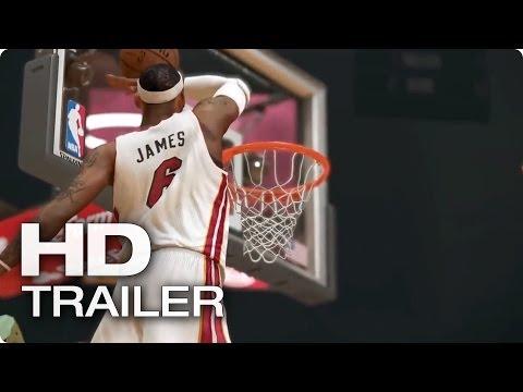 NBA 2K14 - Next Gen Trailer Deutsch German | 2013 Official [HD/1440p]