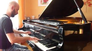 Within Temptation - Memories - Piano Cover (arranged by Mercuzio)