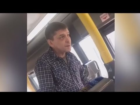 Что произошло. 19.03.19. В Сургуте пассажиров выгнали из автобуса