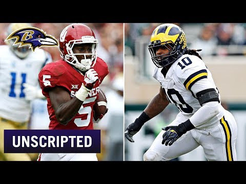 How The Draft Changed The AFC North | Ravens Unscripted